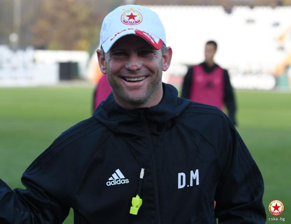 Треньорът на ЦСКА: Само ние можем да излезем от такава загуба 1