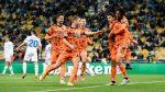 Юве тръгна с победа в Киев след дубъл на Мората 7
