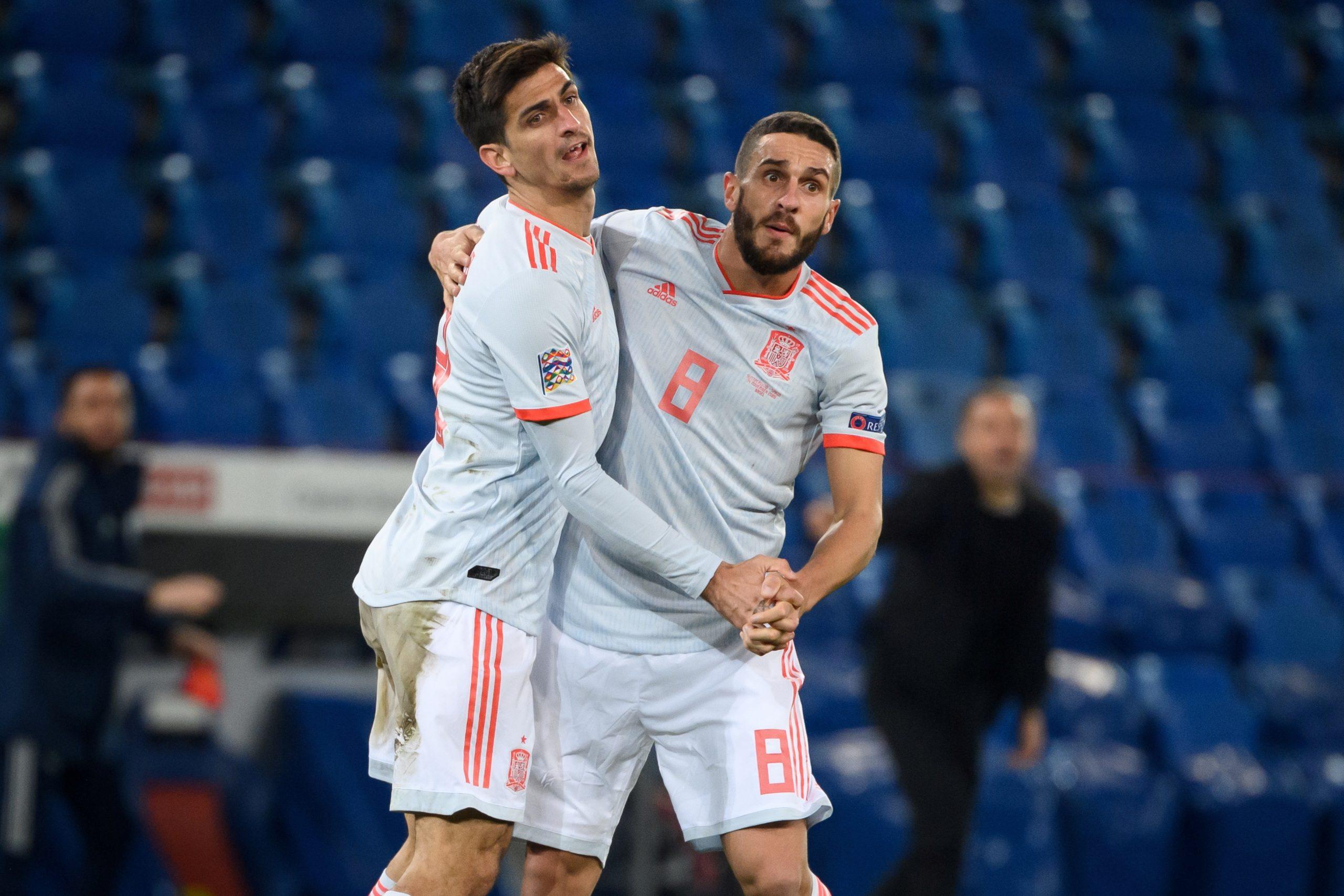 Морено спаси Испания от загуба, Рамос пропусна две дузпи 1