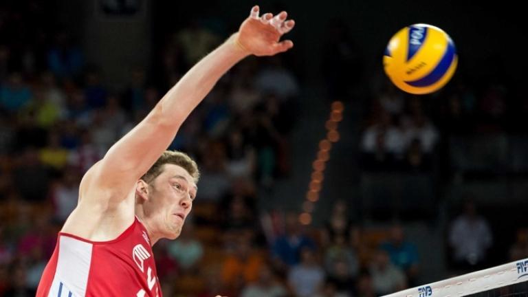 Руски волейболен ас може да пропусне Олимпиадата