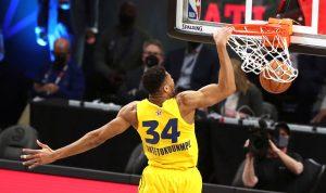 Тимът на ЛеБрон Джеймс спечели Мача на звездите в НБА