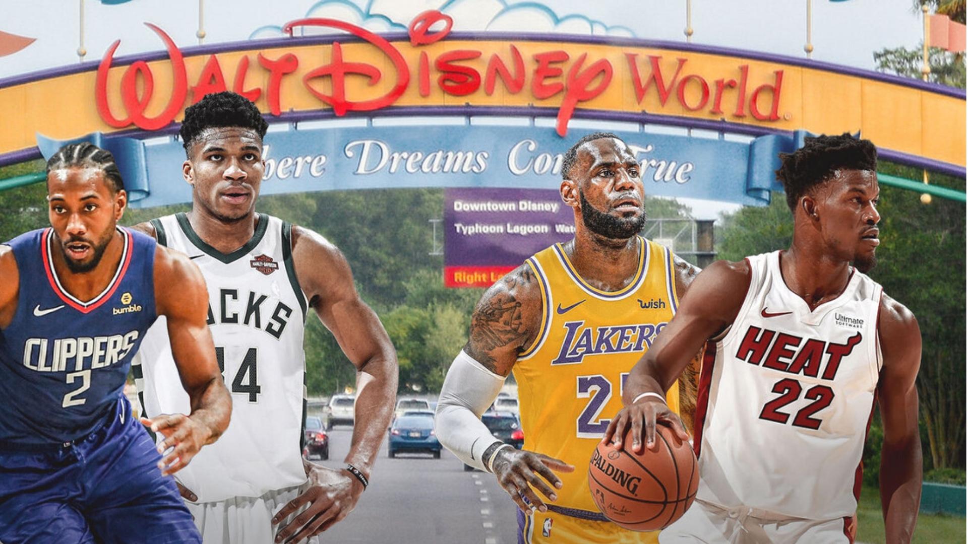 NBA ще се завърне на 30 юли в Орландо 9