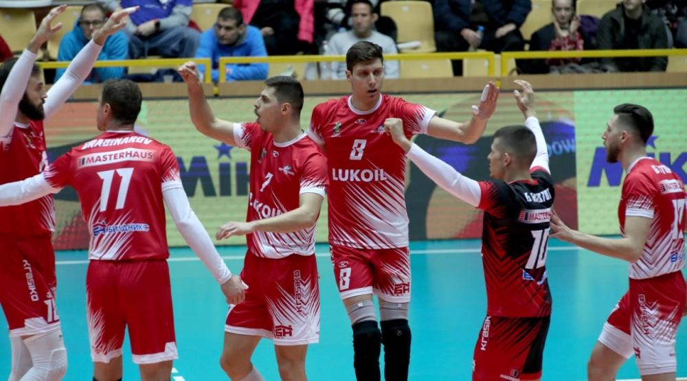 Волейболният сезон в България приключи - обявиха шампионите 1