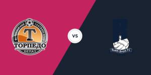 Palms Bet дава леко предимство на Торпедо-БелАЗ срещу Рух Брест