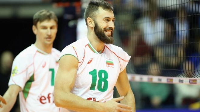 И центърът Николай Николов извън състава на България 1
