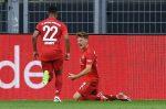 Фамозен гол на Кимих доближи Байерн до титлата след успех над Борусия