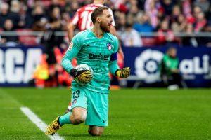 Ман Юнайтед се насочва към вратаря на Атлетико Мадрид