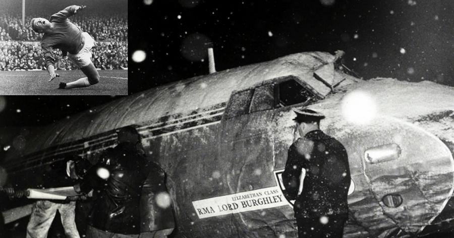 Отиде си Хари Грег, спасил оцелелите от самолетната катастрофа в Мюнхен