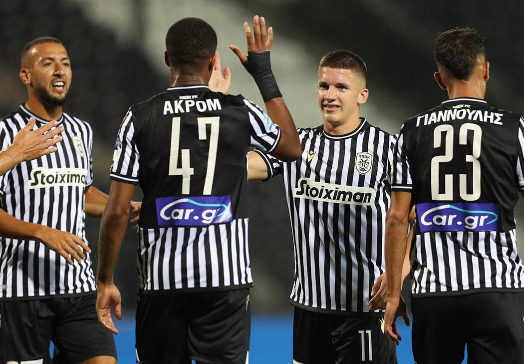 ПАОК с нова впечатляваща победа в ШЛ - елиминира Бенфика 3