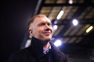Скоулс: Ако печели в дербитата, Юнайтед може да стане шампион