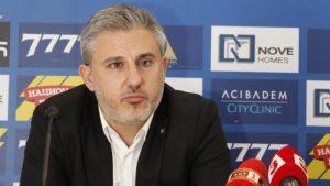 Колев: Левски преговаря с нов треньор, Славиша е сред вариантите