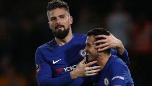 Оливие Жиру обмисля да напусне Челси през зимата