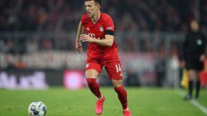 Манчестър Юнайтед се насочва към Иван Перишич