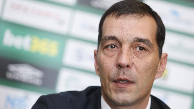 """Петричев:""""Реформата в Лудогорец продължава с пълна пара"""" 1"""