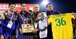 Без умора - Люпко пое виетнамски тим за втори път 6