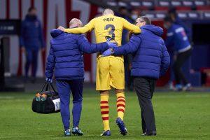 Барселона загуби двама играчи за минимум два месеца
