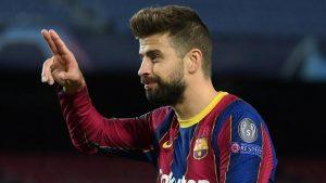 Пике: В Барселона не може да има преходна година