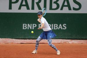 Уверена Пиронкова с единия крак на 1/8-финал – 7:5 в първия сет