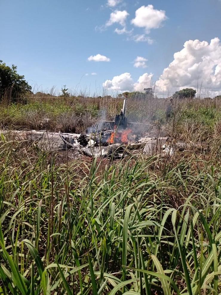 Самолет, превозващ бразилски тим, се разби, има жертви 1