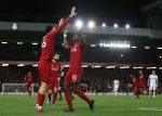 """Ливърпул измъкна победата срещу Уест Хем на """"Анфийлд"""""""