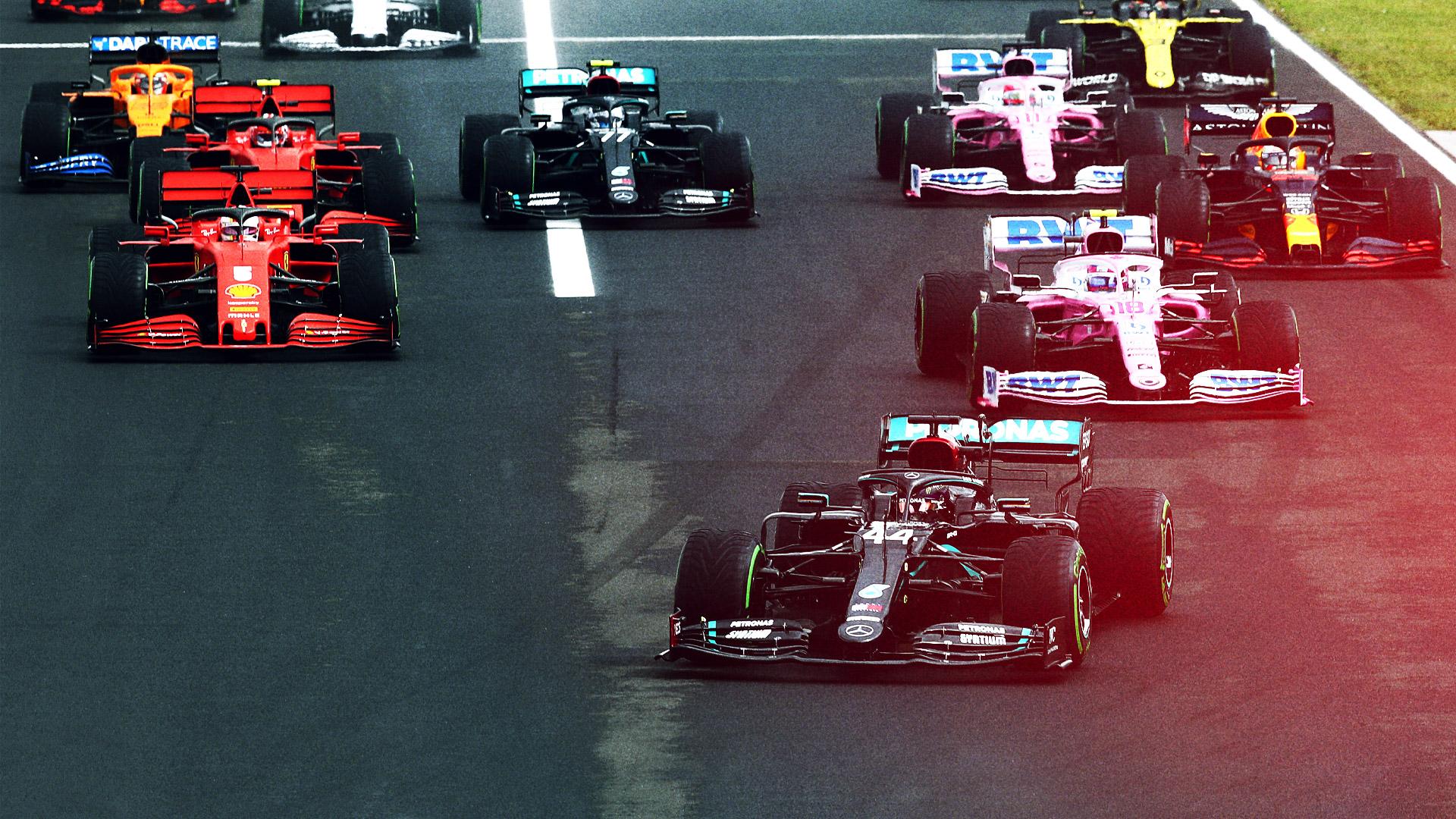 Третият кръг от сезон 2021 във Формула 1 ще е в Португалия 1