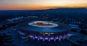 Sky Sport Italia: УЕФА пуска фенове в мача за Суперкупата