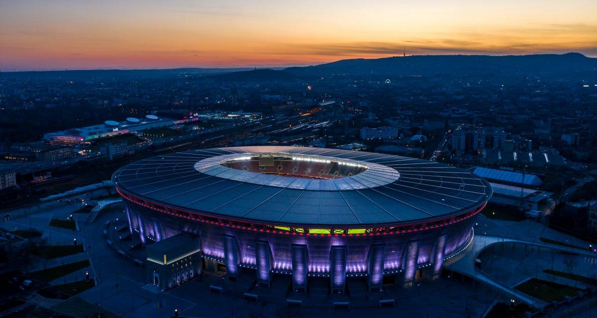 Провеждането на мача за Суперкупата в Будапеща под въпрос 1