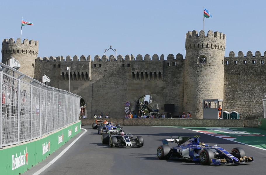 Гран при на Азербайджан също бе отменено заради коронавируса 1