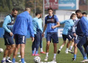 Левски започна подготовка за дербито със Славия