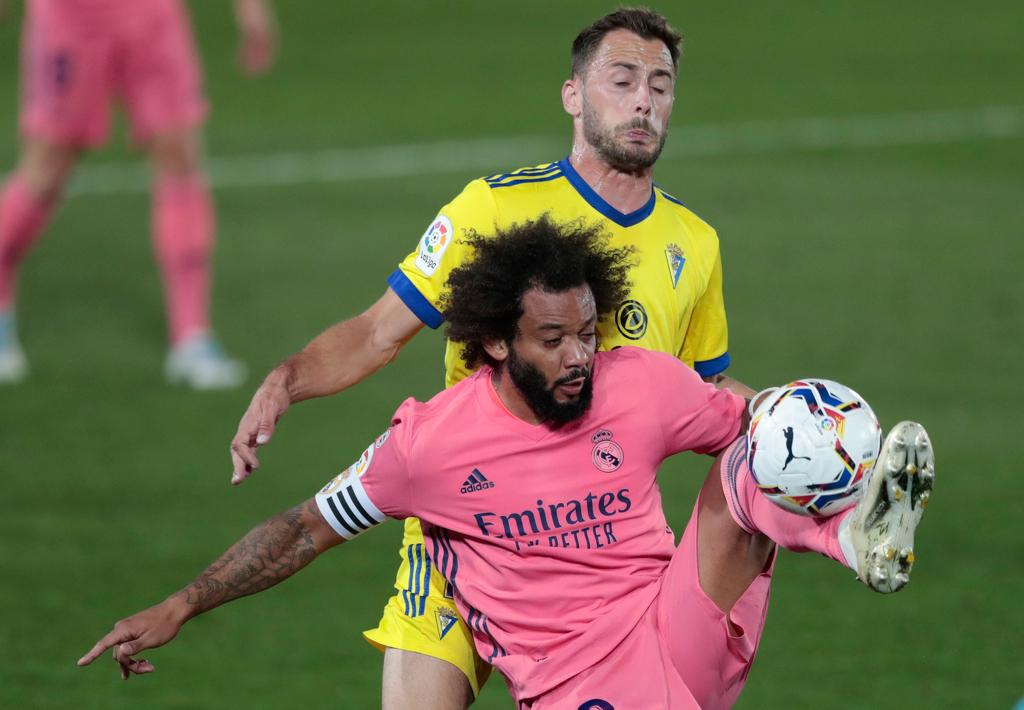 Изненада в Мадрид – Реал загуби от Кадис