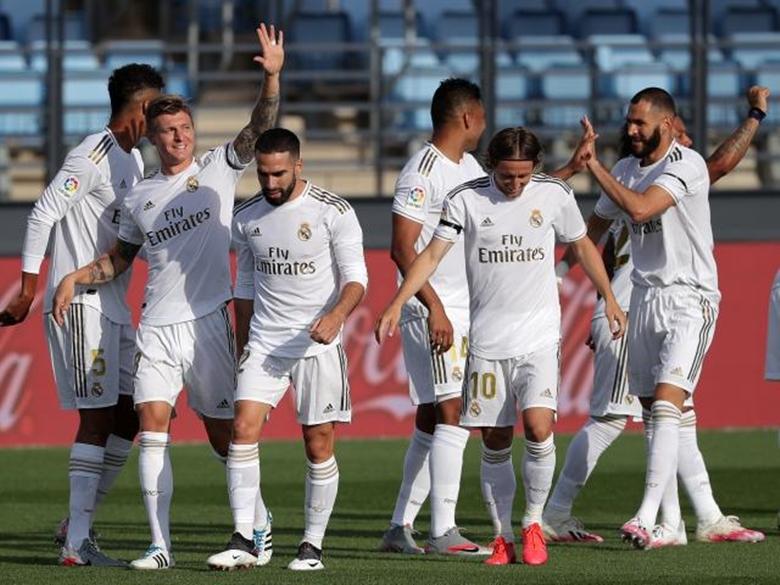 Групата на Реал Мадрид за Ел Класико - Рамос е в нея, Азар е аут 1