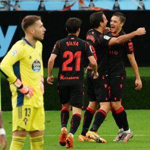 Реал Сосиедад прегази Селта и отново е лидер в Ла Лига