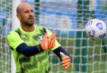 Пепе Рейна спаси дузпа в дебюта си за Лацио