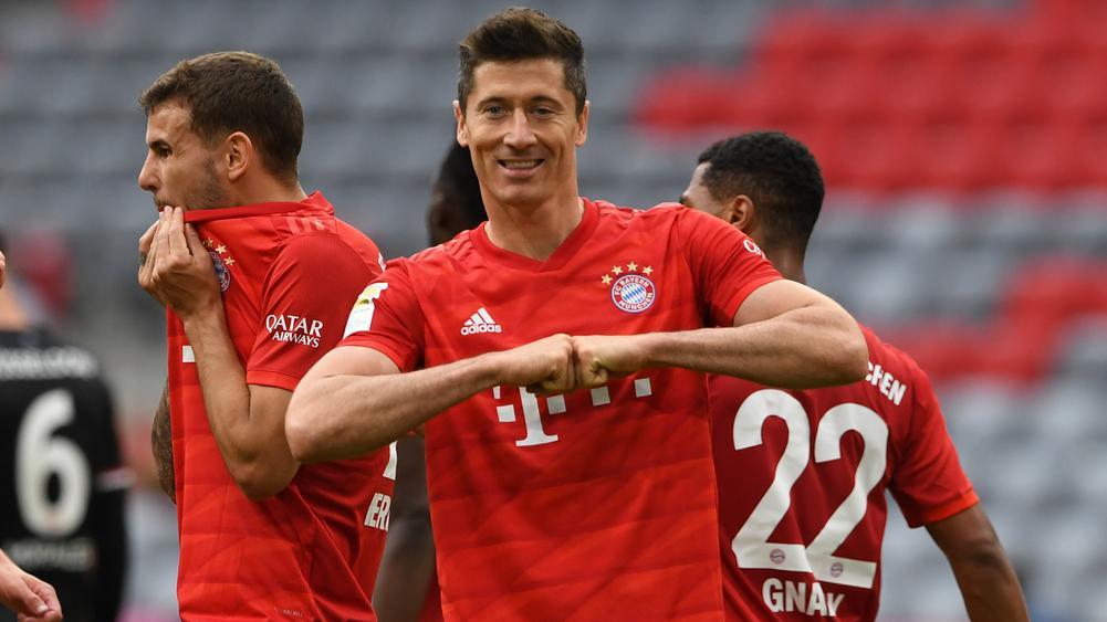 Байерн Мюнхен е шампион на Германия за 30-ти път! 1