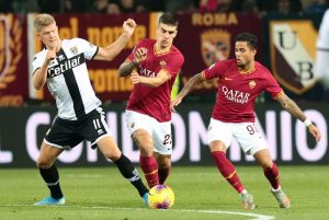 Efbet очаква Рома да спечели домакинството си на Парма