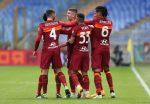 Рома се поздрави с минимален успех срещу Дженоа и влезе в топ 4 14