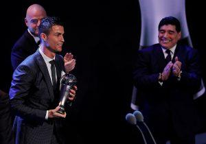 Роналдо с поздрав към Марадона, обяви се за по-велик от него