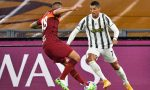 Ювентус взе точка от Рома с човек по-малко и два гола на Роналдо 8