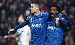Ювентус взе своето срещу СПАЛ, Роналдо с нов гол и рекорд