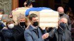 Мерзост: Обраха дома на Паоло Роси по време на погребението му 2