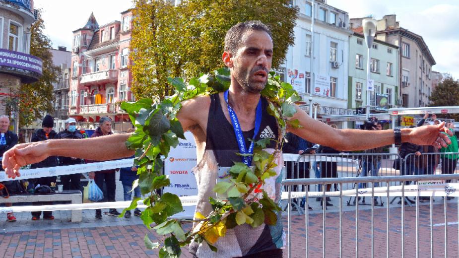 Победителите в софийския маратон изгърмяха заради допинг 24