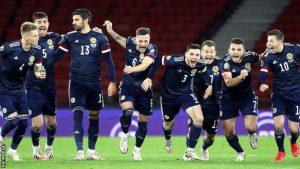Шотландските гайди засвириха в европейски ритъм