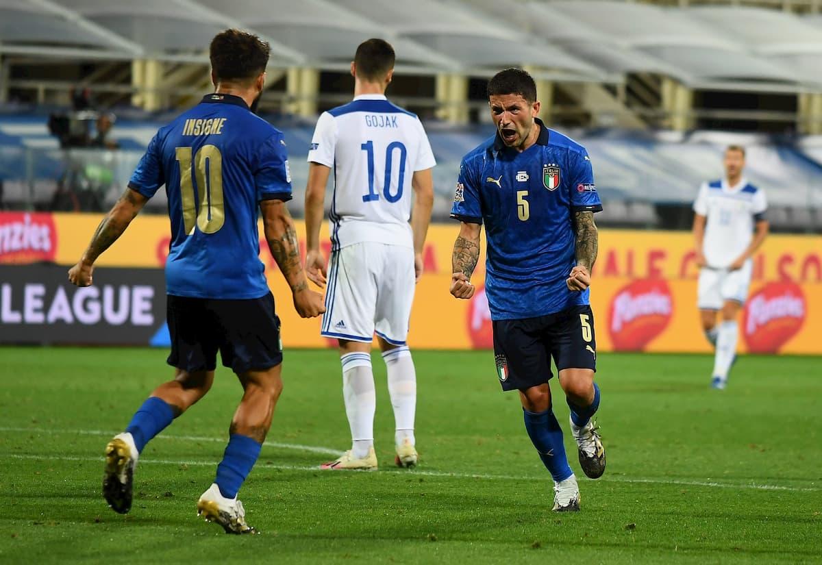 Италия се препъна срещу Босна на старта на Лигата на нациите 1