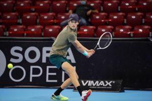 Синер срещу Манарино в първият полуфинал на Sofia Open
