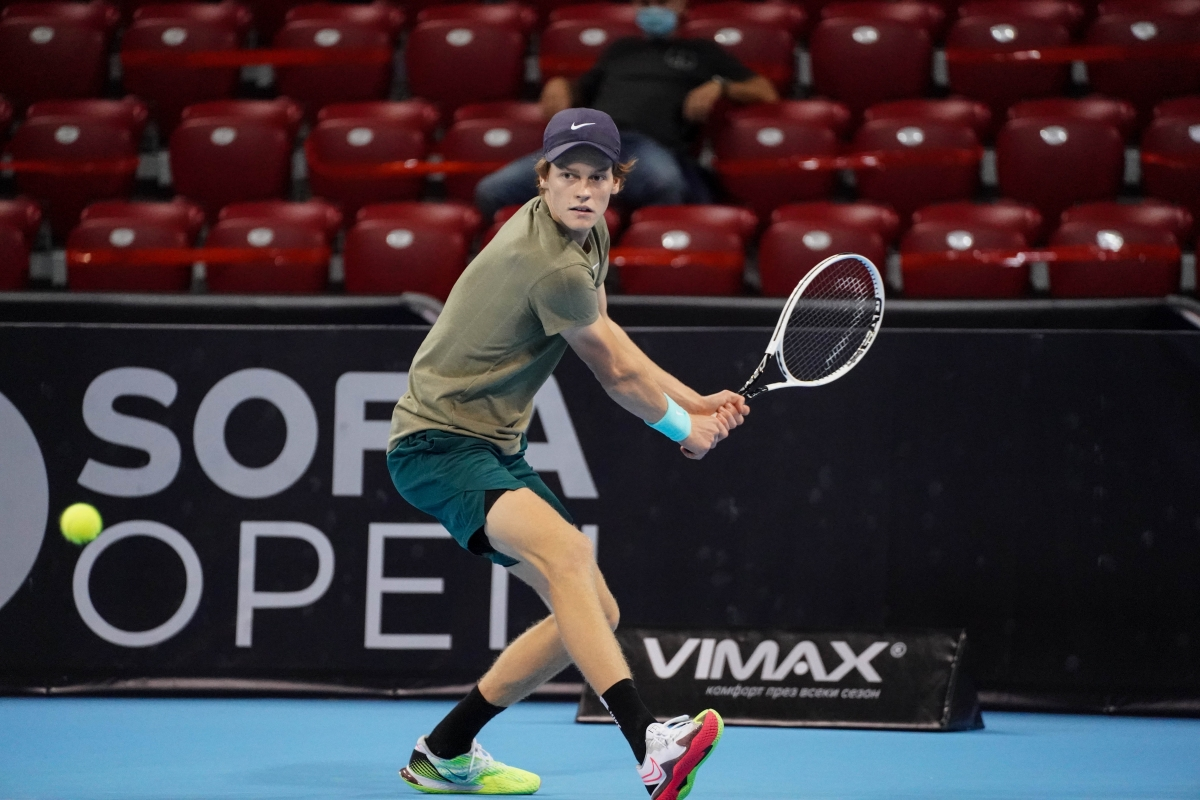 Яник Синер се класира за финала на Sofia Open 16
