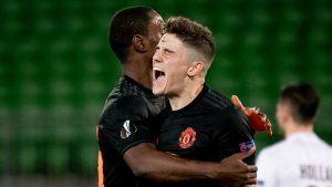Ман Юнайтед разгроми ЛАСК с 5:0 и гледа към 1/4-финалите в Лига Европа