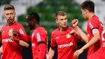 Байер Леверкузен не остави шансове на Вердер Бремен, Хаверц с 2 гола