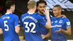 Евертън спря Шефилд Юнайтед за Европа