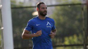 Симеон Славчев се включи към отборните тренировки