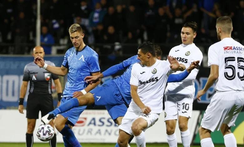 Славия без трима основни играчи срещу Ботев Пловдив 1